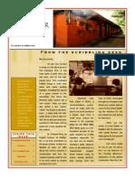 The Dohnavur Post, Volume 2 Issue 7