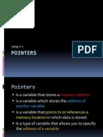 POINTERS C++