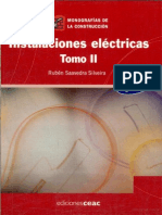 Instalaciones Eléctricas, Tomo II.pdf