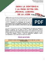 Hoja Inf Paga Extra Laborales Jccm