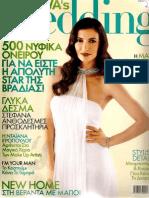 Diva's Wedding + Harmony Article (Summer 09)