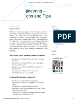 Civil Engineering - Applications and Tips_ What is FIDIC_.pdf