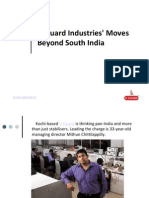 V-Guard Industries' Moves Beyond South India
