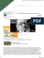 Paulo Freire - Educar Para Crescer