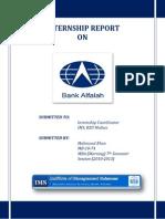 Bank Alfalah Internship Reportvv.docx