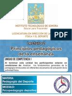 02 Lectura Principios Pedagogicos de La Ensenanza