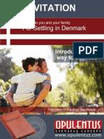 Settle in Denmark with Danish Green Card - Denmark Immigration