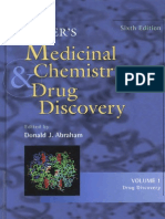 BURGER'S MEDICINAL CHEMISTRY AND DRUG DISCOVERY Volume 1.pdf