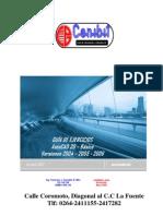 Guia de Problemas AutoCAD 3D Basico