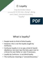 忠 Loyalty.pptx