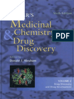 BURGER'S MEDICINAL CHEMISTRY AND DRUG DISCOVERY Volume 2.pdf