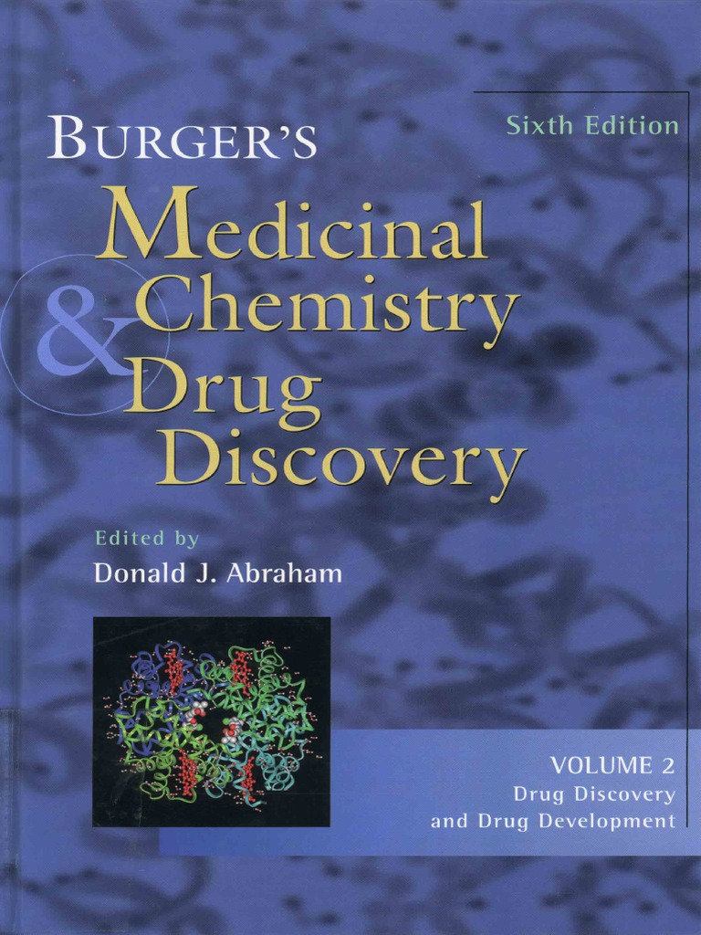 Burgers medicinal chemistry and drug discovery volume 2pdf fandeluxe Image collections