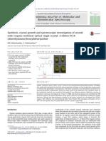 2 Chloro N 4 Dimethylamino benzylidene aniline.pdf