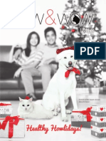 Bow & Wow Times Issue No. 17 - Healthy Howlidays!