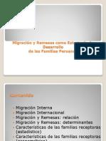 Migración y Remesas como Estrategia de Desarrollo