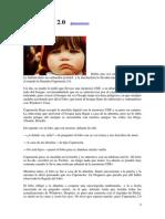 Caperucita 2.0 relato de ficción de Juanjo Muñoz