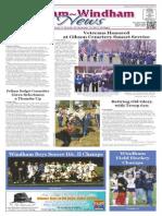 Pelham~Windham News 11-15-2013