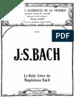 Bach Anna Magdalena