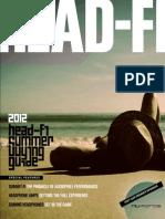 Head-fi Summer Guide 2012