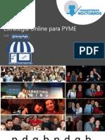 Conferencia Marketeros Nocturnos2013