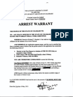 Lisa Marie Lesyshen Arrest Warrant