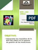 Ntp-Iso 10012(3ra Parte)