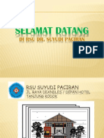 Profile Rsu Dr Suyudi Paciran Lamongan