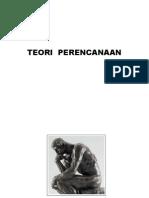 TEORI  PERENCANAAN 1.ppt
