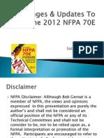 SatinAmerica - UpdateTo2012NFPA70E_Complete