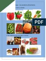 0 Fiche Pedagogique Les Produits Alimentaires