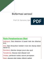 Biofarmasi Aerosol