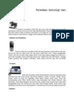 Peralatan Teknologi Dan Komunikasi