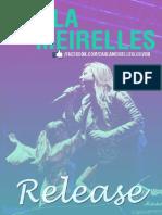 Carla Meirelles - Release / Clipping