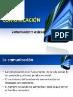 La comunicación. Modelos