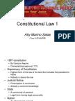 Constitutional Law 1 (2)