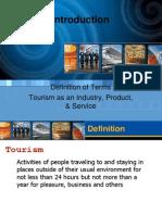 Unit 1 - Intro Travel Agency