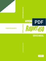 TE450S Service Manual