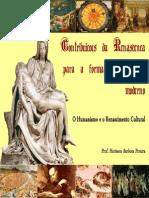 Contribuições da Renascença para a Formação