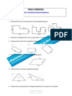 Boletín-Áreas y Perímetros
