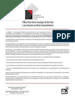 Seminário Internacional AsBEA – O Novo Plano Diretor Estratégico de São Paulo