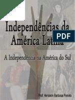 Independências da América Latina