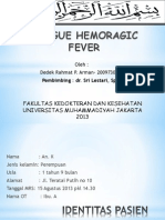 Dengue Hemoragic Fever