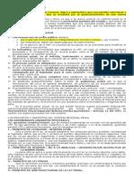 El Procedimiento Ordinario Del Cpp (1) Resumido