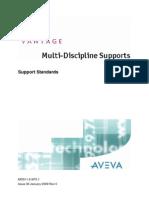 Mds 116sp51 Support Standards