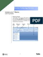 MS Access 2007 Basics.pdf