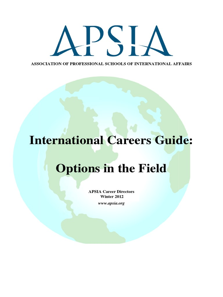 Career guide apsia corporate social responsibility venture capital fandeluxe Image collections