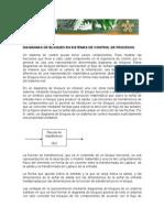 Diagramas de Bloques en Sistemas de Control de Procesos