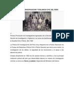 CUERPO DE INVESTIACION Y VIGILANCIA CIVIL DEL PERÚ
