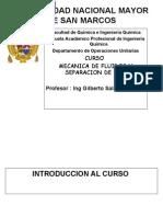 Mecanica de Particula Tamizado y Chancado y Molienda Version 2009