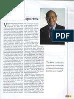 "Ministro Eliseu Padilha fala sobre ""Portos Secos"""